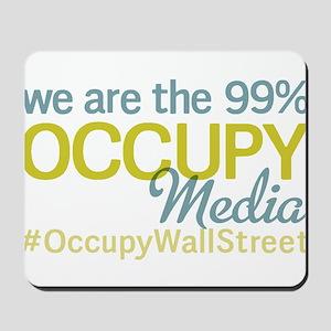 Occupy Media Mousepad