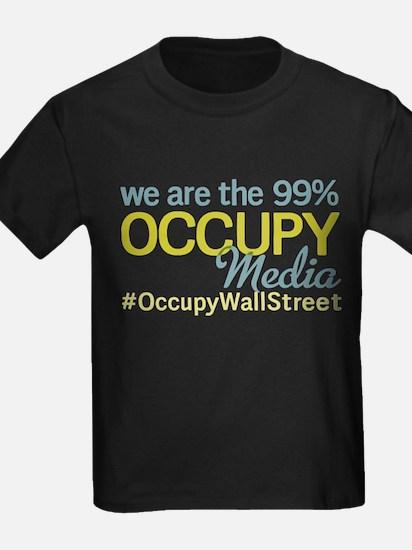 Occupy Media T