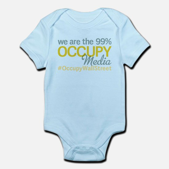 Occupy Media Infant Bodysuit
