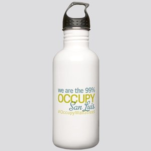 Occupy San Luis Obispo Stainless Water Bottle 1.0L