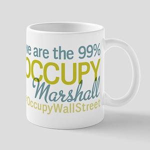 Occupy Marshall Mug