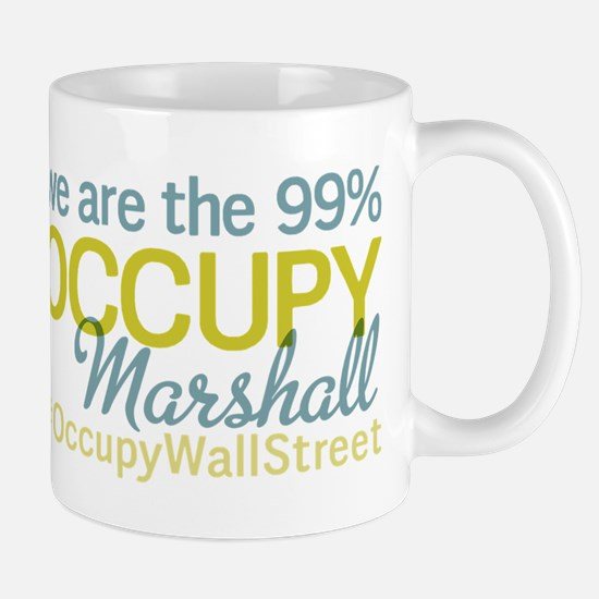 Occupy Marshall Mug