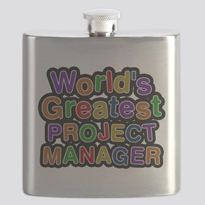 Worlds Greatest PROJECT MANAGER Flask