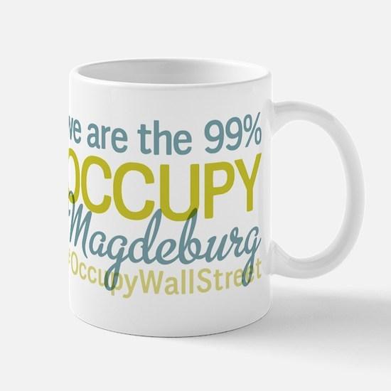 Occupy Magdeburg Mug