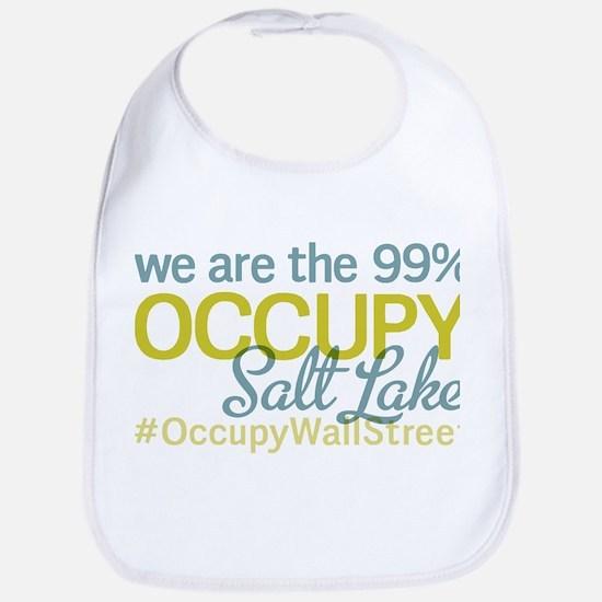 Occupy Salt Lake City Bib