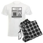 Double Feature Men's Light Pajamas