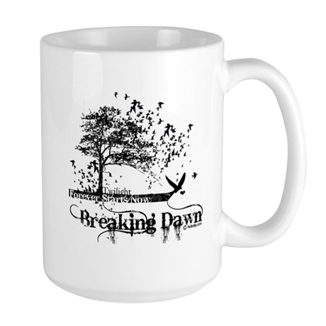 Must Have Breaking Dawn #9 by Twibaby Large Mug