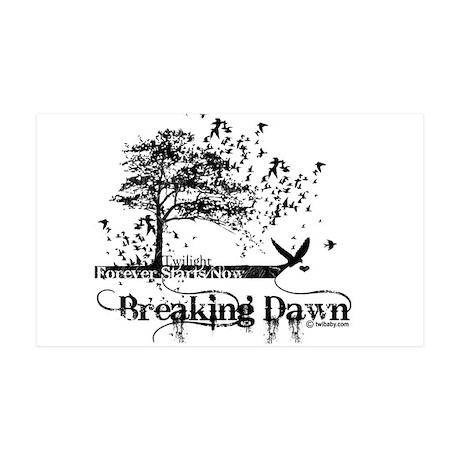 Breaking Dawn #9 by Twibaby 38.5 x 24.5 Wall Peel