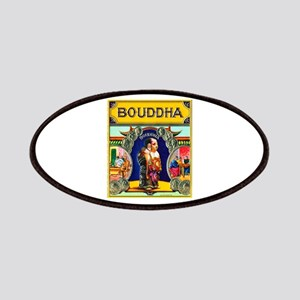 Bouddha Cigar Label Patches