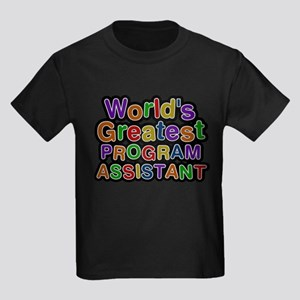 Worlds Greatest PROGRAM ASSISTANT T-Shirt