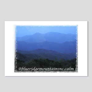 Blue Ridge Mountains NC Postcards (Package o