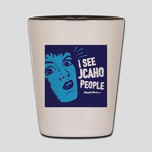 JCAHO People 02 Shot Glass
