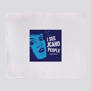 JCAHO People 02 Throw Blanket
