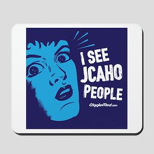JCAHO People 02 Mousepad