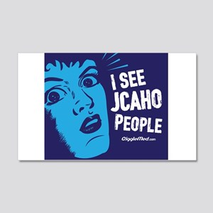 JCAHO People 02 Wall Decal