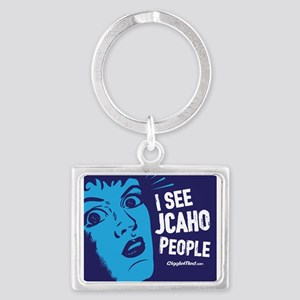 JCAHO People 02 Keychains