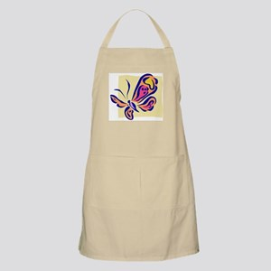 Butterfly26 BBQ Apron