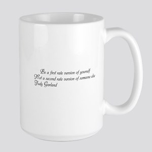 Judy Garland Large Mug