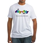 Hokey Pokey Rehab Fitted T-Shirt