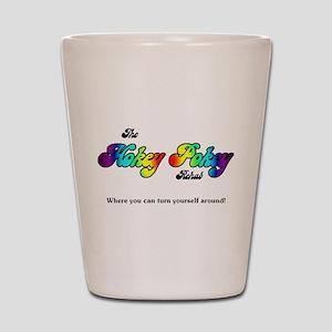 Hokey Pokey Rehab Shot Glass