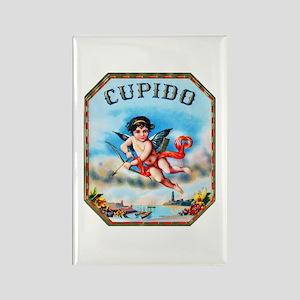 Cupid Cigar Label Rectangle Magnet