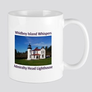 Admiralty Head Inlet Lighthou Mug