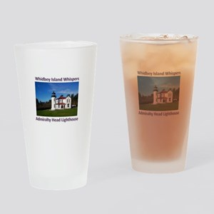 Admiralty Head Inlet Lighthou Drinking Glass