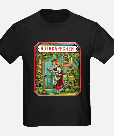 Red Riding Hood Cigar Label T