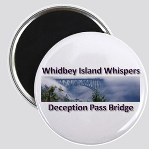 Deception Pass Bridge Magnet
