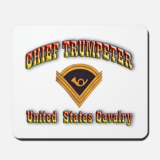 Chief Trumpeter Mousepad