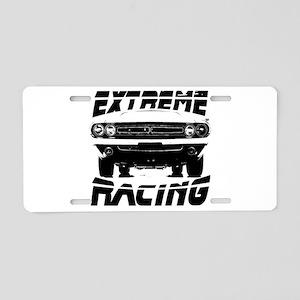 New Challanger ND Aluminum License Plate