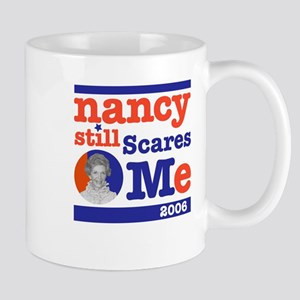 Nancy Reagan Still Scares Me Mug