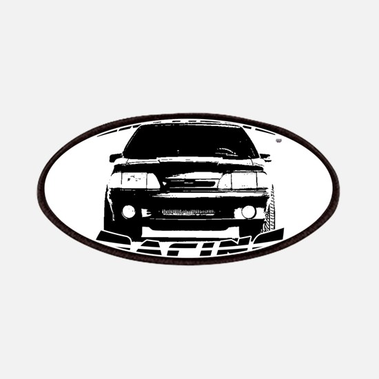 New Mustang Racing Patches
