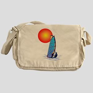 Wind Surf Messenger Bag