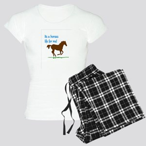 Horse Women's Light Pajamas