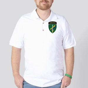 SSI - USACAPOC Golf Shirt