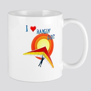 I Love Hangin' Out Mug