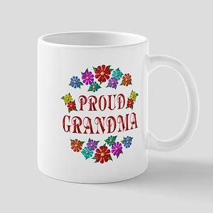 Proud Grandma Mug
