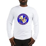 ICE in blue Long Sleeve T-Shirt
