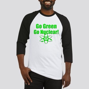 Go Green Baseball Jersey