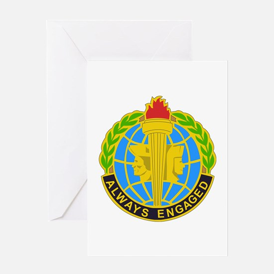 DUI-MILITARY INTELLIGENCE READINESS COMMAND Greeti