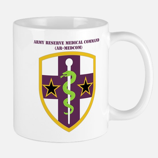 SSI-ARMY RESERVE MEDICAL COMMAND WITH TEXT Mug