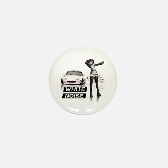 Unique Drifting Mini Button