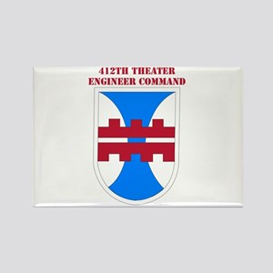 SSI-412TH THEATER ENGINEER COMMAND WITH TEXT Recta