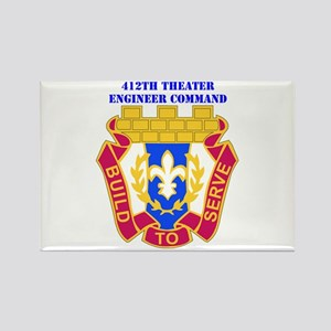 DUI-412TH THEATER ENGINEER COMMAND WITH TEXT Recta