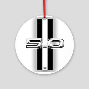5.0 2012 Ornament (Round)