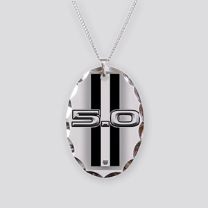 5.0 2012 Necklace Oval Charm