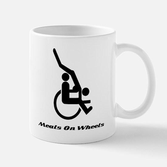 Meals On Wheels Mug
