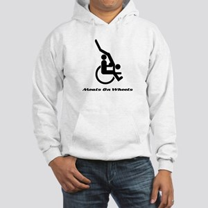 Meals On Wheels Hooded Sweatshirt