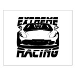 Racer Small Poster